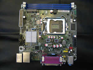 Intel Desktop Board DH61DL Scoket 1155  Mini ITX  with H/S