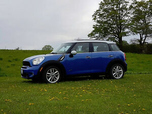 2012 MINI Cooper S Countryman Hatchback