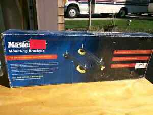 Mastercraft Mounting Brackets for mitre saw stand