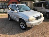 Suzuki Grand Vitara 2.0 GV2000 *4x4, 96,000 miles, 1 years MOT*