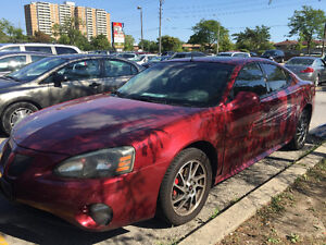 2004 Pontiac Grand Prix GTP Supercharged Sedan