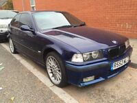 ****1998 BMW 316ti******DRIVES EXCEPTIONALLY WELL WITH NO FAULTS****