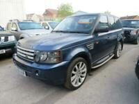 2007 Land Rover Range Rover Sport 4.4 V8 HSE 5dr SUV Petrol Automatic