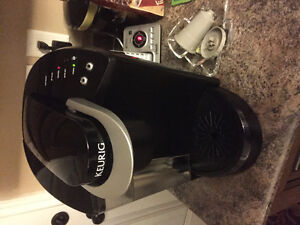 Keurig in excellent condition - classic model