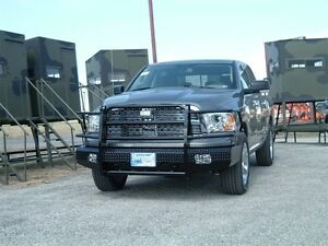 Dodge Ram 1500 2009-2012 Front Bumper Replacement