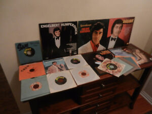Vinyl Records/LP's Engelbert Humperdinck Lot of 17