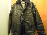 EAS Leather Jacket for Sale (Time To Treat Yourself)
