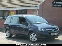 2014 63 VAUXHALL ZAFIRA 1.8 EXCLUSIV (FULL VAUXHALL HISTORY) 5DR, used for sale  Penarth, Vale of Glamorgan