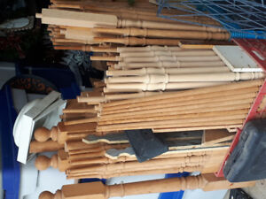 New balusters for sale