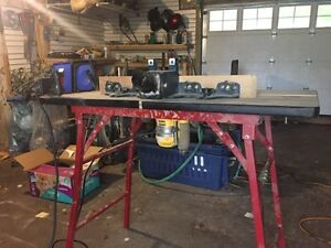 Bosch RA 1200 Router table