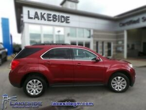 2012 Chevrolet Equinox 2LT  - one owner - local - trade-in - non