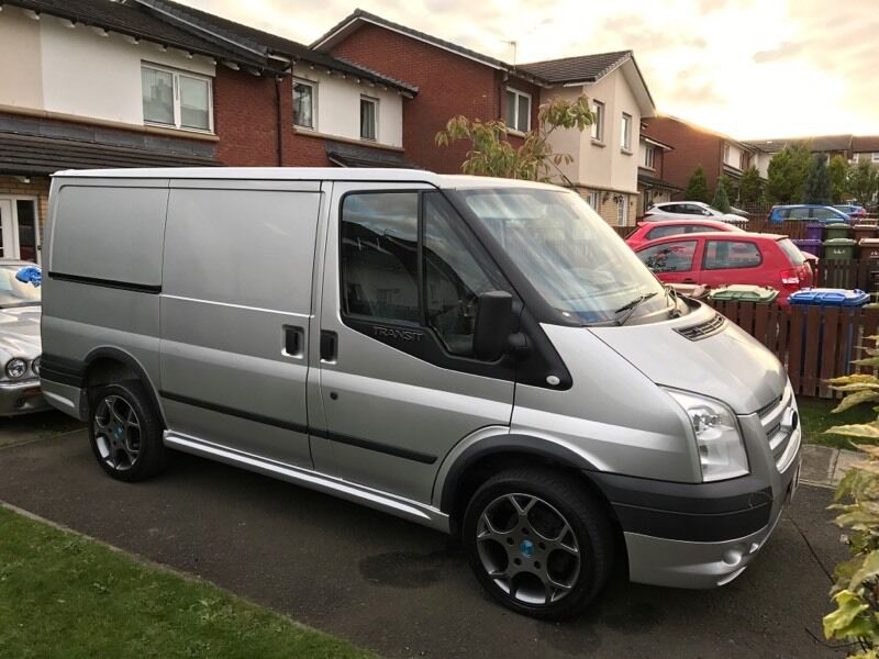 2012 Transit Sport Van Conversion T330 Upgraded Look NO VAT