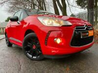 IMMACULATE 2013(13)CITROEN DS3 1.6 DSTYLE 3DR WITH 52k RECENTLY MOT SHOWROOM CON