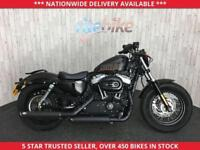 HARLEY-DAVIDSON SPORTSTER XL 1200 X FORTY EIGHT 48 LOW MILEAGE EXAMPLE 2014