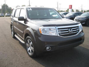 REDUCED Honda Pilot 2014 Touring LOW mileage with 2 YRS warranty