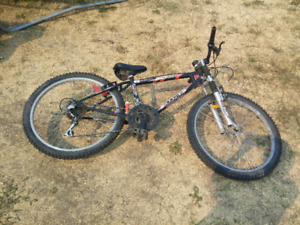 great mountain bike for kids from 9-14 yrs