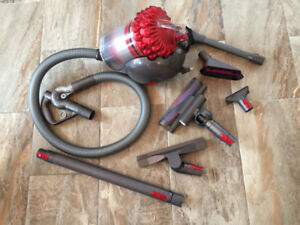 Aspirateur Dyson Bigball Cinetic Multifloor