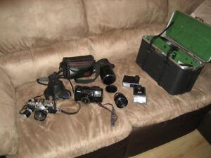 Ensemble de caméra 35 mm