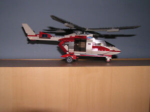 LegoCity Rescue Helicopter #7903