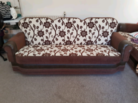 Manchester sofa bed x3