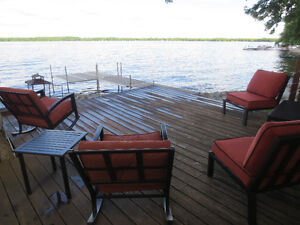 Waterfront Cottage for Sale or Rent - McCreary's Beach