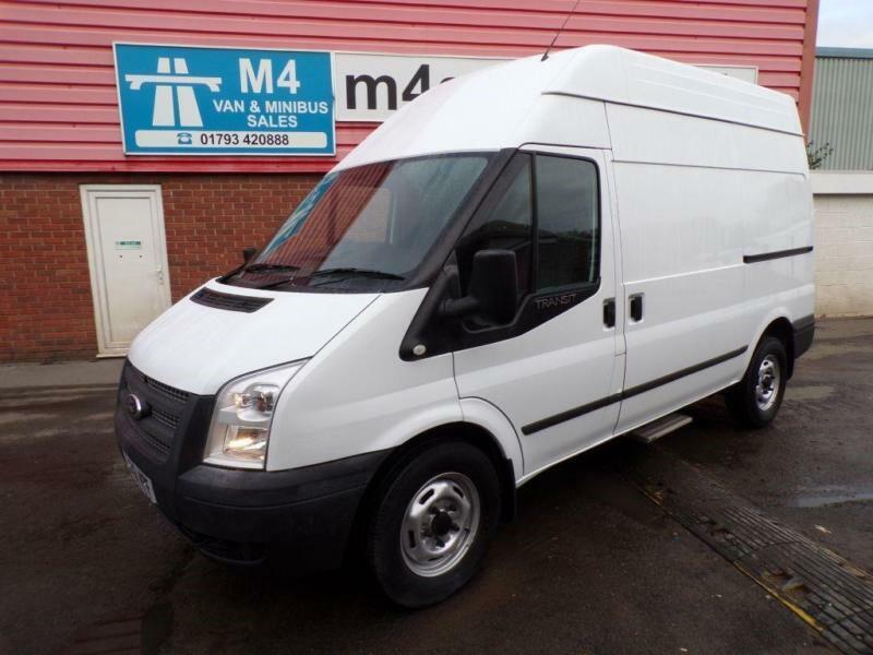 Ford Transit 350 H/R MWB 125PS A/C