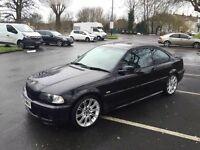 BMW 325ci Coupe Msport 97,000