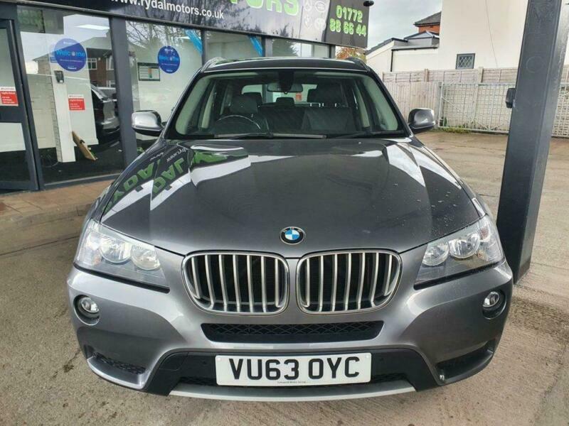 2013 63 BMW X3 3.0 XDRIVE30D SE 5D 255 BHP DIESEL
