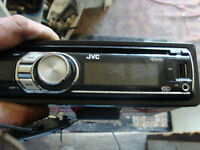 JVC CD Player andLegacy 600 Watt Amp