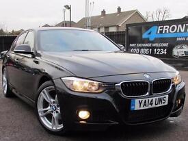 2014 BMW 3 SERIES 320D M SPORT 4DR SALOON 6 SPEED MANUAL 2.0 DIESEL SALOON DIESE