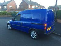 Vauxhall combo 1.3 cdti, excellent condition ,83000 miles,£1299, 2007 Reg.