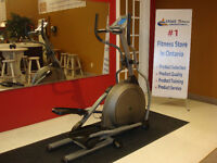DEALER CERTIFIED Vision Fitness Elliptical Crosstrainer Kitchener / Waterloo Kitchener Area Preview