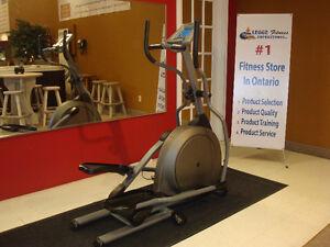 DEALER CERTIFIED Vision Fitness Elliptical Crosstrainer