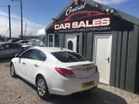 VAUXHALL INSIGNIA 2.0 SE CDTI 128 BHP DIESEL FAMILY CAR FINANCE ;PARTX WELCOME
