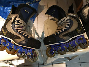 Nike Roller Skates with extra wheels and bearings