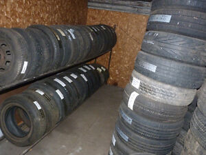 """14"""" Used Car Tires"""