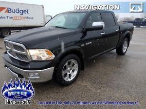 2010 Dodge Ram 1500    - Navigation - Remote Start