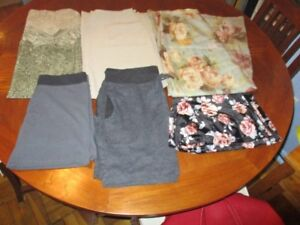 lot of skirts