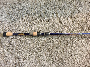 St Croix Legend Tournament Bass series fishing rod