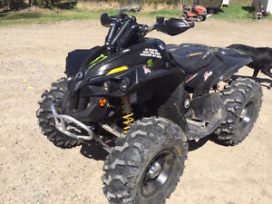 2008 Can-Am Renegade 800X Quad