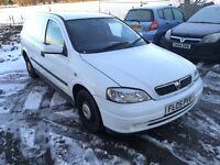 Vauxhall astra van CDti 2005 astravan