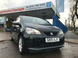2015 SEAT Mii 1.0 12v by MANGO 5dr EU5 Hatchback Petrol Manual