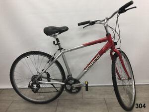 Pour un temps limité, Vélos réduit a plus de $ 199.