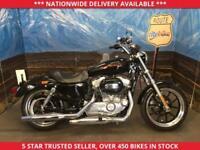 HARLEY-DAVIDSON XL 883 XL883L SPORTSTER SUPERLOW LOW MILES 12M MOT 2011