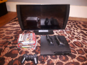 Sony PS3 and 3D television
