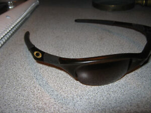 Oakley Half Jacket 1.0 Sunglasses Asian Fit Root Beer Made  USA