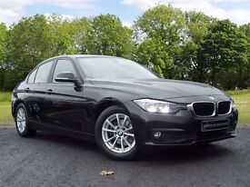 BMW 3 SERIES 2.0 320d BluePerformance ED Plus 4dr (start/stop) (black) 2016