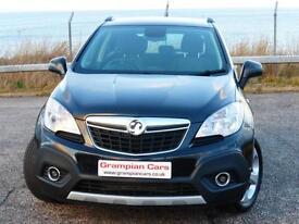 Vauxhall/Opel Mokka 1.7CDTi 16v ( 130ps ) 4X4 ( s/s ) 2014MY Exclusiv