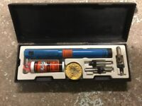 RS machine tools gas soldering iron