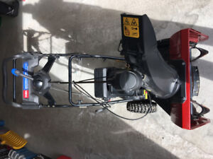 Toro SnowMaster 724 QXE 24 snowblower for sale